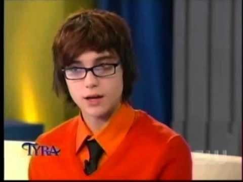 Ryan Cassata on The Tyra Banks Show