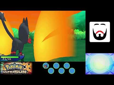 Pokémon Ultra Sun - Nuzlocke RedRun Episode 2: Suspect Eclipse