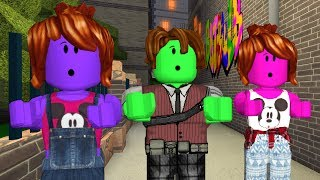 ROBLOX-INFECTED FAMILY COLORED