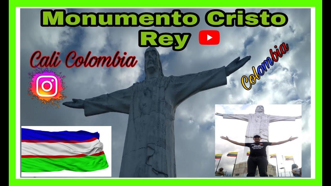 Cristo Rey De Cali Colombia -  MONUMENTO CRISTO REY