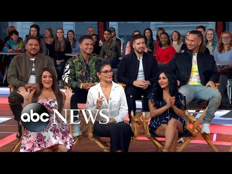 'Jersey Shore' cast dishes on their reunion special