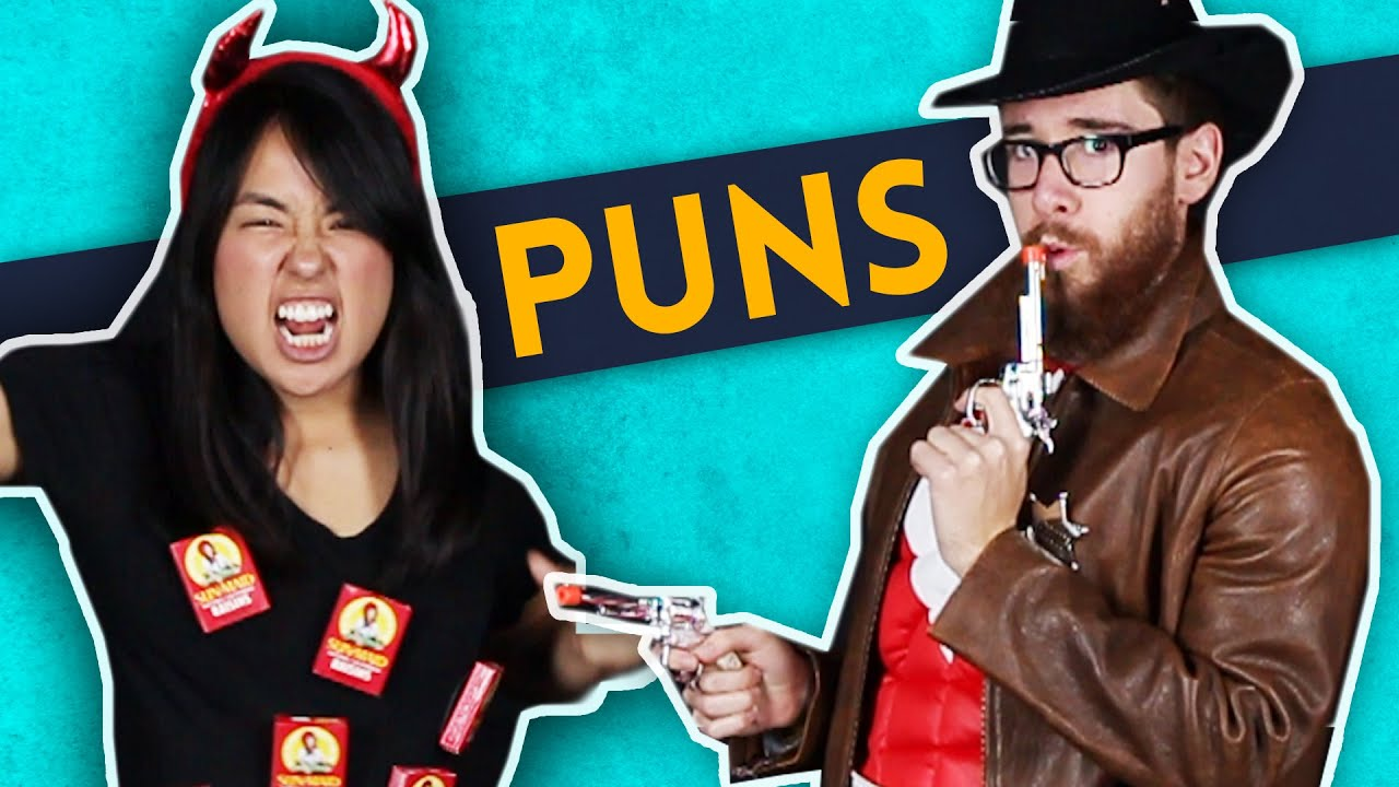 5 easy halloween costumes for pun lovers youtube solutioingenieria Choice Image