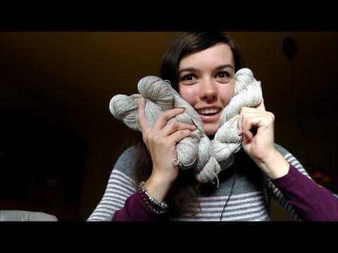 Episode 103 - holiday knitting & yummy yarns
