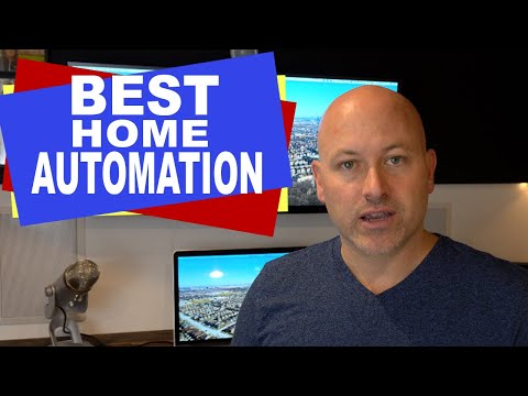 What is the BEST choice for home automation in 2018!