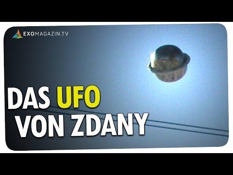 DER FOTOBEWEIS? Das UFO von Zdany | ExoMagazin