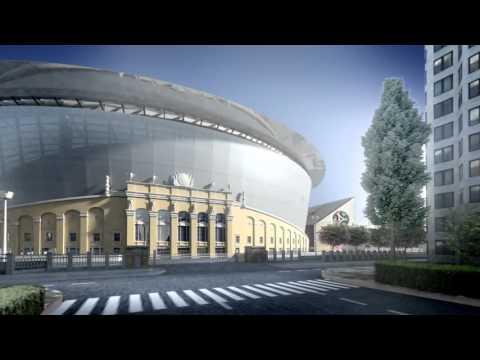 Стадион к ЧМ 2018 в Екатеринбурге / Stadium for WC 2018 in Ekaterinburg