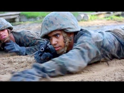 A Journey Through Marine Corps Boot Camp - Week 10