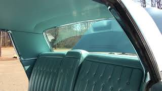 Interior tour of 1964 Imperial Crown