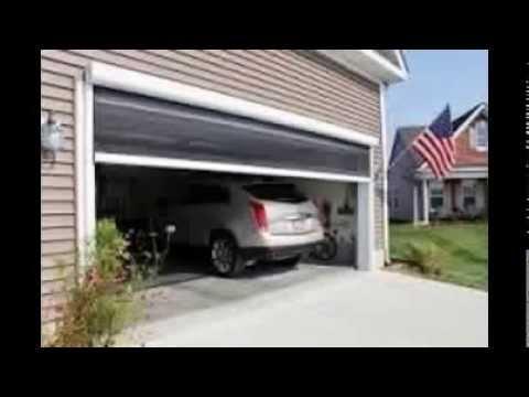 Garage Door Screens Jacksonville 855 295 3278 Asap Garage Screen