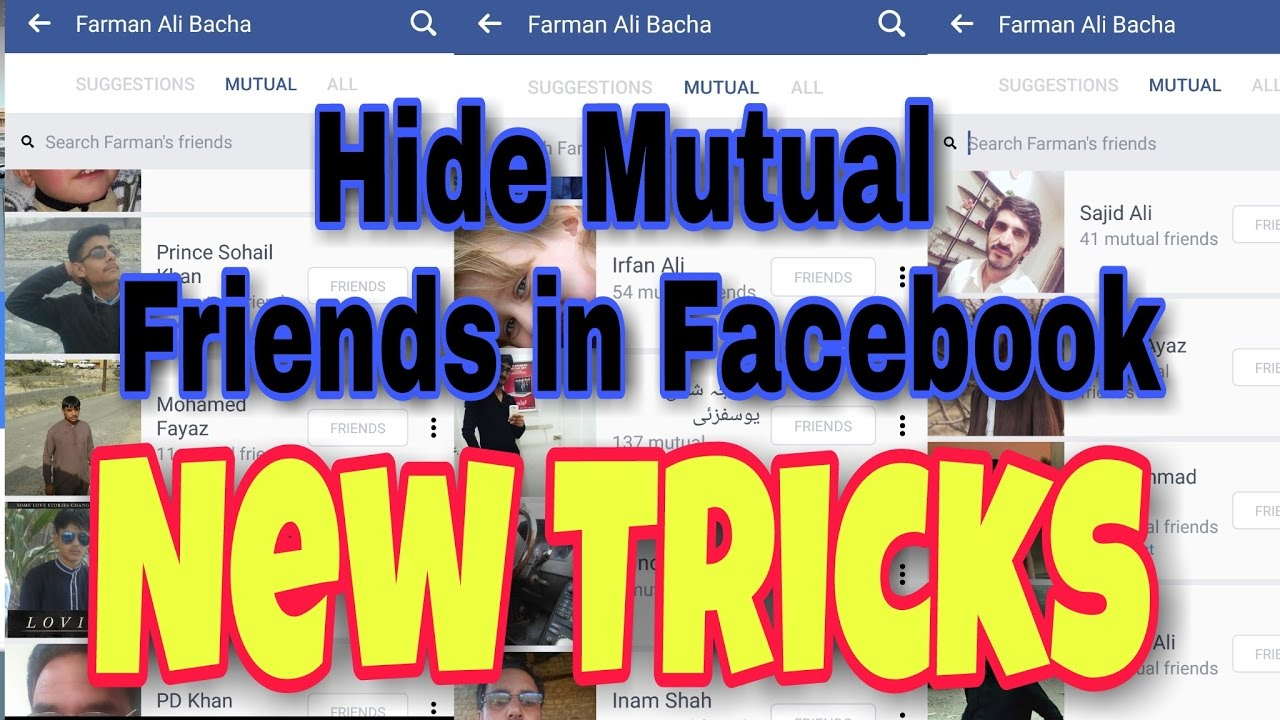 facebook mutual friends dating app The yet-to-be-named dating side of facebook will have users create dating profiles separate from their existing network of friends, so they can that is separate from their facebook profile -- and potential matches will be recommended based on dating preferences, things in common, and mutual friends.