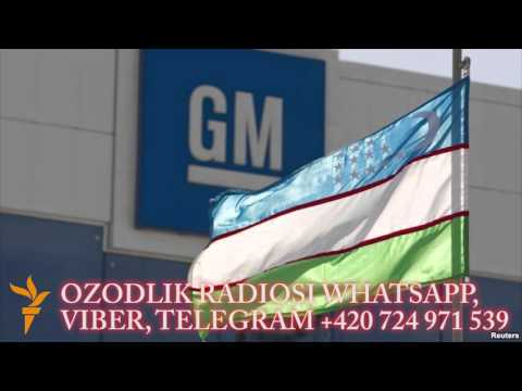 GM-Uzbekistan автомобиллари нархи 37 фоизгача оширилди