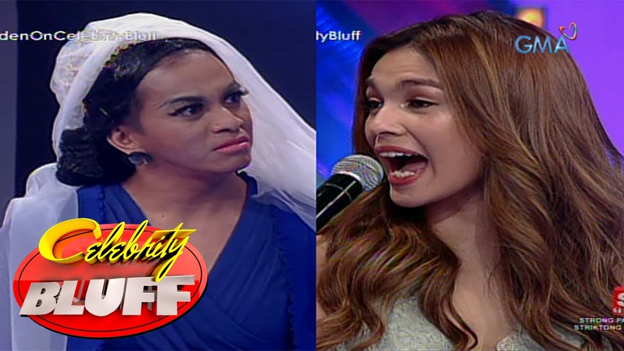 Celebrity Bluff: Desperate bride vs legal wife