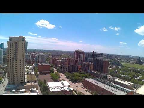 Chicago Time Lapse - 29th May 2017