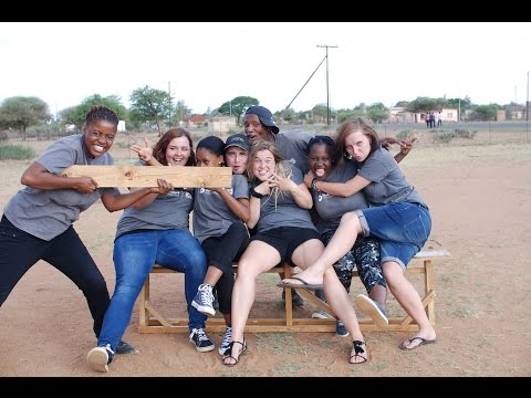Botswana - Team Goodhope - Skillshare International
