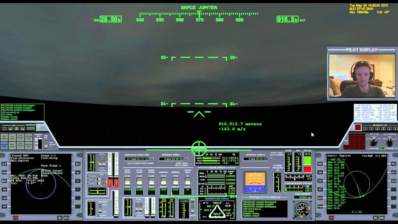 Download Orbiter 2010 - Learn With Me #1 (Part 3) - Jupiter Inverted Atmospheric Braking