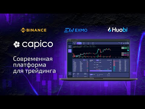 Обзор платформы для трейдинга Capico