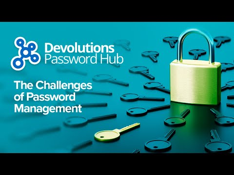 Let's Talk about Devolutions Password Hub 2021 - Webinar