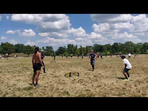 Non-Euclidean Roundnet vs Gateway: Bracket game 1  