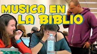 TONOS DE LLAMADA EMBARAZOSOS EN LA BIBLIOTECA | ft. Master Pranks