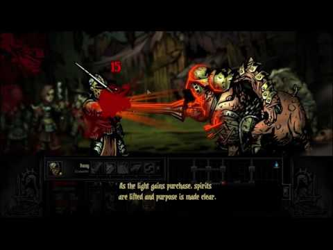 Let's Play Darkest Dungeon [BLIND] Part 46: Long Warrens Adventure