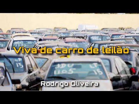 VIVA DE CARRO DE LEILÃO - RODRIGO OIRA