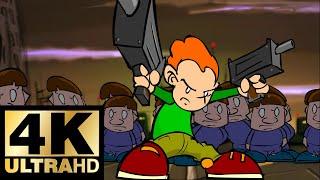 Pico's Unloaded 4K Remastered Classic Flash Cartoon