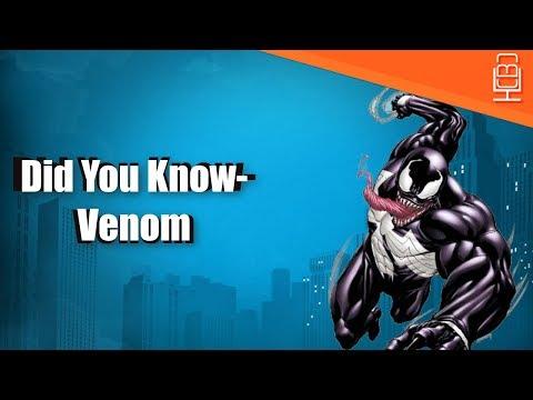 Did You Know - Venom