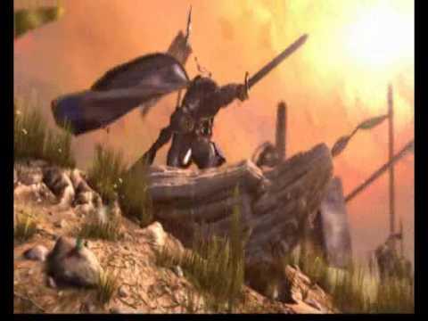 Warcraft 3 - The Chosen Ones