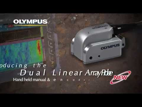 Olympus Dual Linear Array Probe Overview