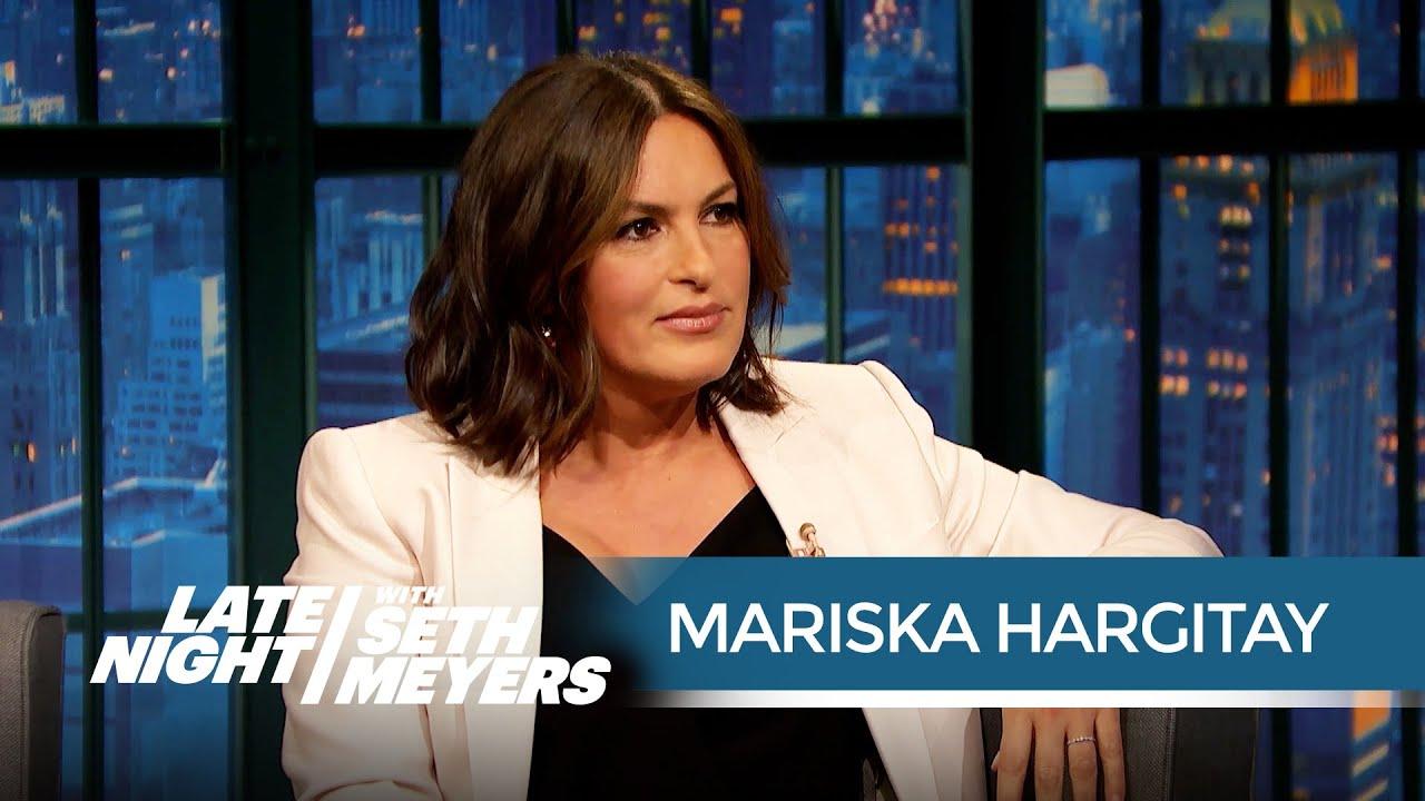 Not logical Mariska hargitay photos swimming that interrupt