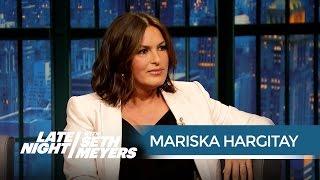 Mariska Hargitay's Magical Taylor Swift Encounter - Late Night with Seth Meyers