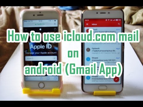 How To Use Icloud.com Mail On Android (Gmail App)