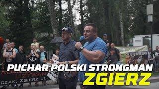 Puchar Polski Strongman Zgierz 2018 Sędziuje Radzikowski