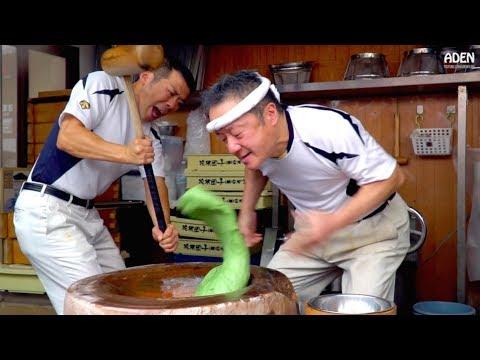 Mochi - Street Food in Japan