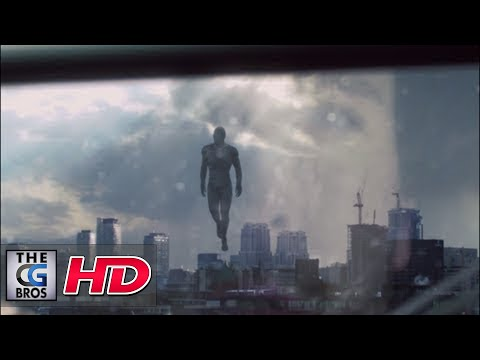 "CGI VFX Short Film : ""The Flying Man"" by Marcus Alqueres 