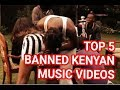 pombe bangi top 5 banned kenya music videos real african must watch