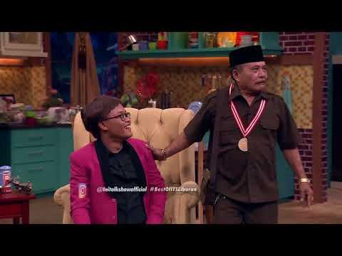 The Best Ini Talk Show - Wih Pak RT Dapat Penghargaan Medali