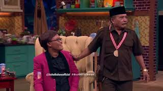 The Best Ini Talk Show Wih Pak RT Dapat Penghargaan Medali