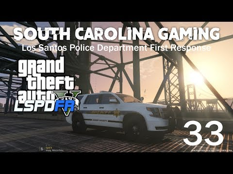 GTA 5 LSPDFR - Episode 33 - Horry County Sheriff's Office