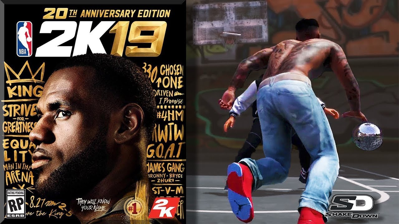 nba 2k19 20th anniversary edition features