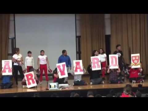 College naming 2016: Harvard Crimson