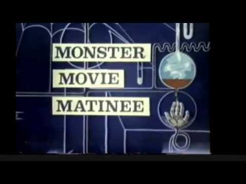 Monster Movie Matinee Homage