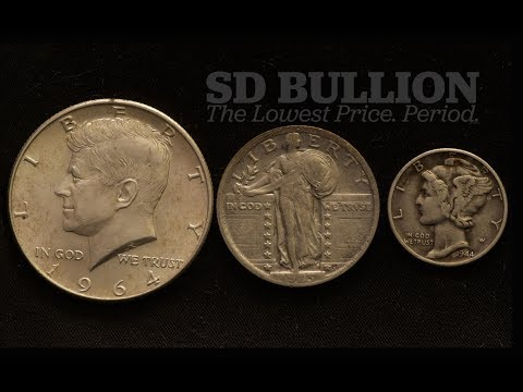 Why people buy Constitutional Silver Coins? - US Junk Silver Coins | SDBullion.com