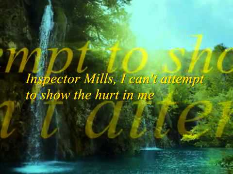 AMERICA   Inspector Mills with lyrics wmv   YouTube
