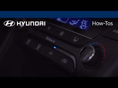 How to Defog Your Windshield | Hyundai