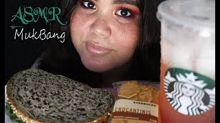 ★ASMR★ MUKBANG - STARBUCKS (Eating Sounds)
