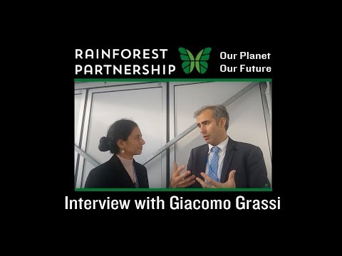 Our Planet. Our Future. - Interview with Giacomo Grassi