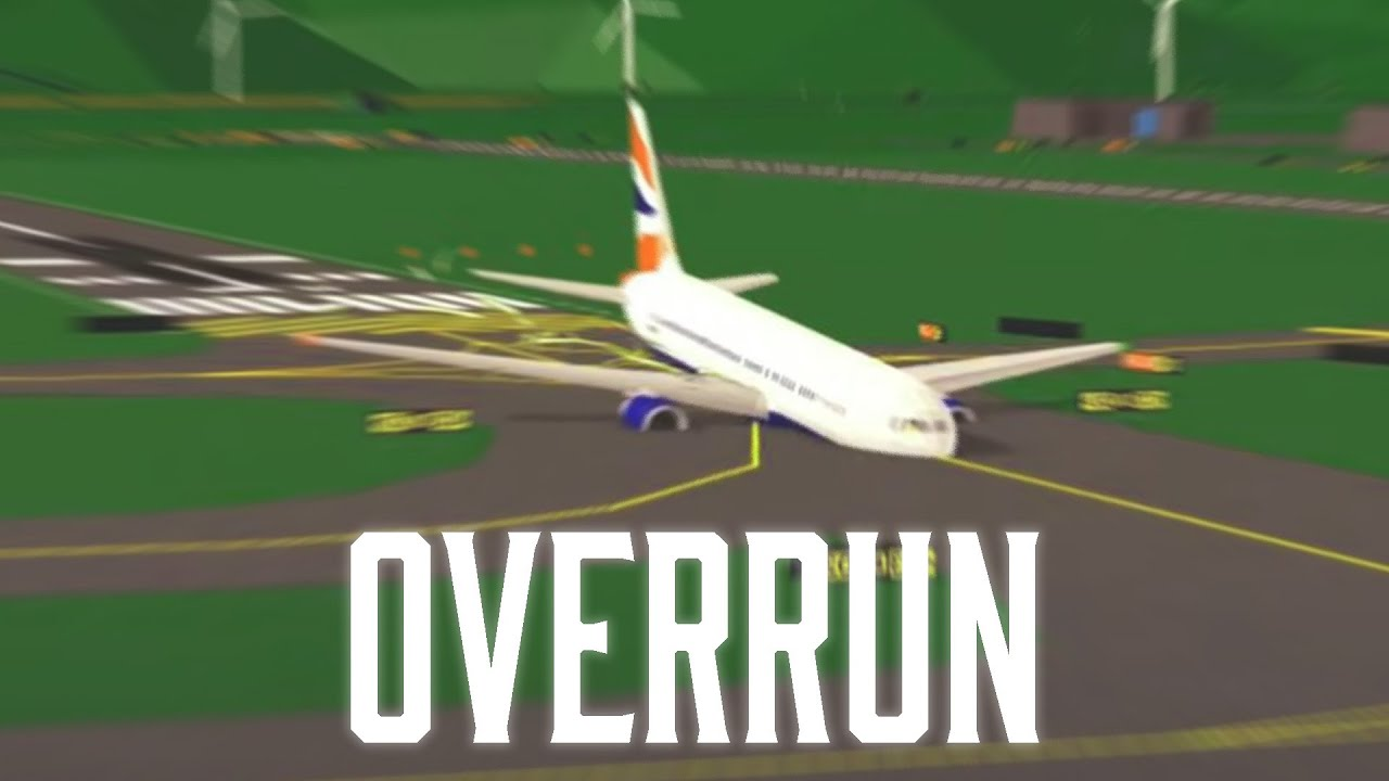 Download OVERRUN - Roblox Plane Crash Story