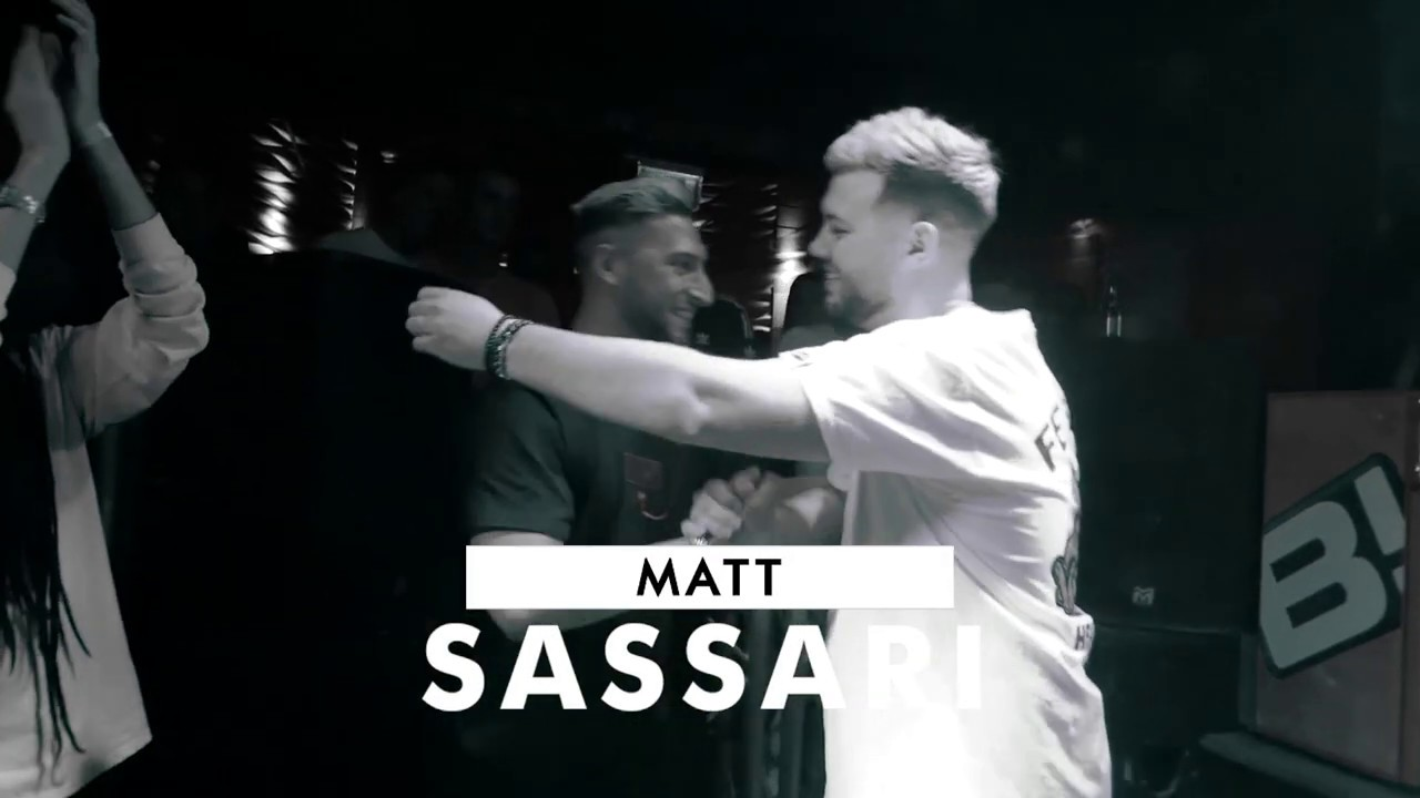 Matt Sassari Promo - YouTube