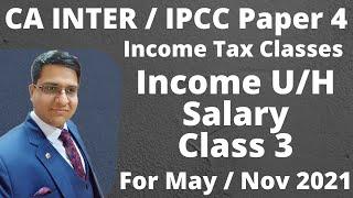 CA Inter/IPCC Income Under Hea…